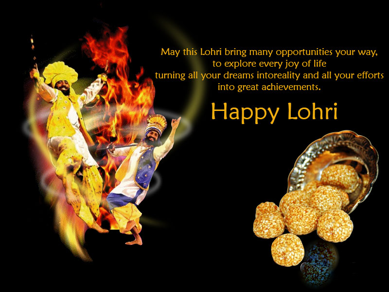 Happy Lohri Wishes, Messages, SMS, Whatsapp Status, Story ...