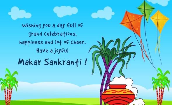 Happy Makar Sankranti 2019 Image