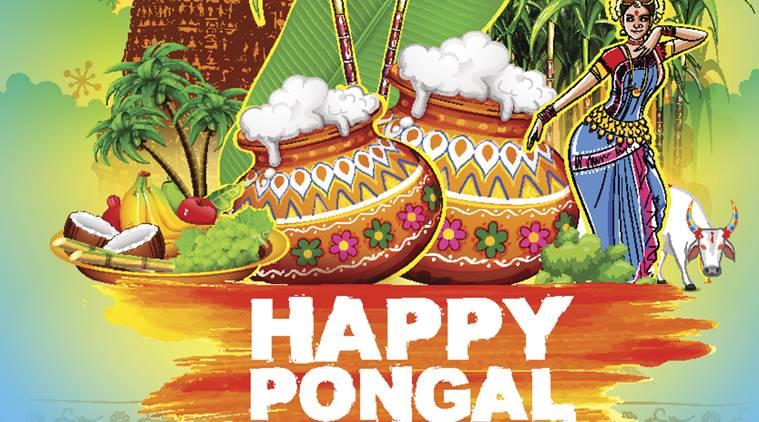 Happy Pongal 2018 Image