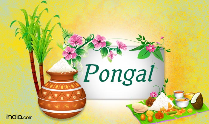 Happy Pongal 2018 Images for Whatsapp