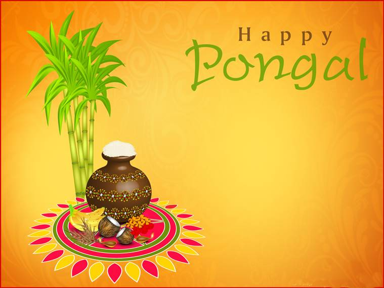 Happy Pongal 2018 Images for facebook