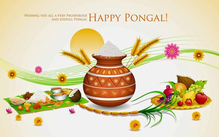 Happy Pongal 2018