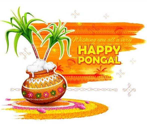 Happy Pongal 2018 DP