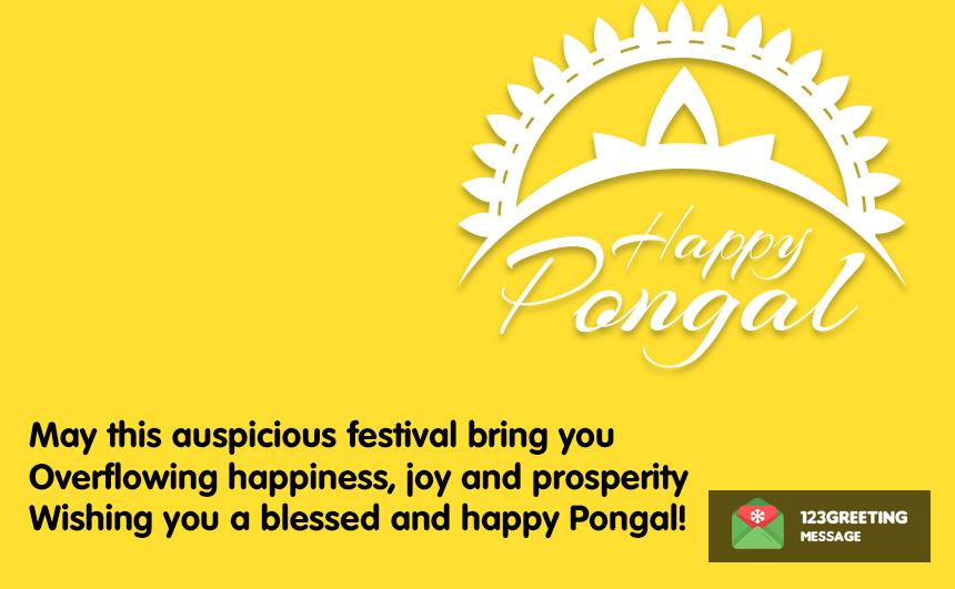 Happy Pongal Status 2020