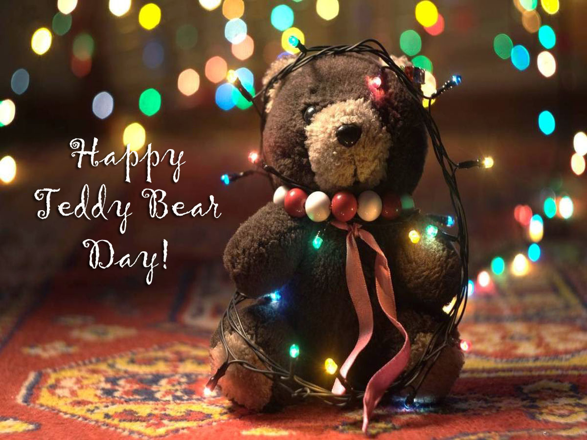 Happy Teddy Day Full HD Images