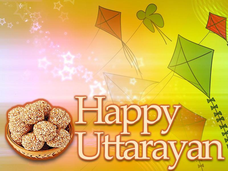 Happy Uttrayan 2018 Images