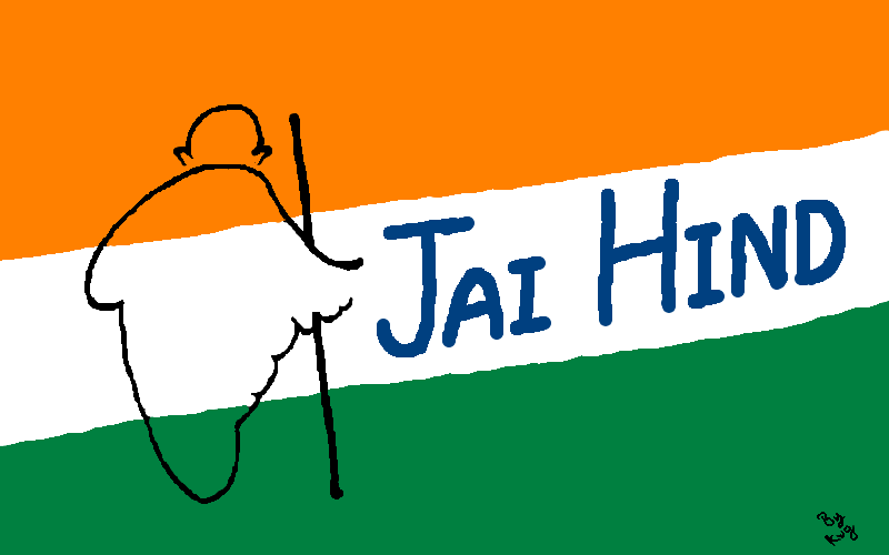 Jai Hind HD Images