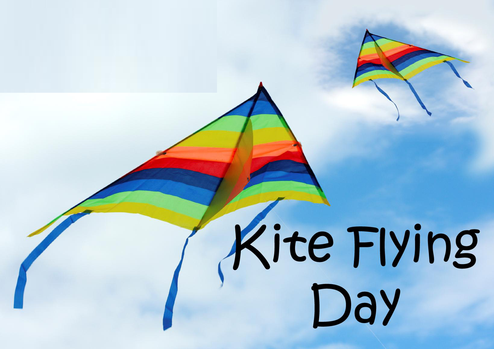 Kite Day 2018 Image for Whatsapp