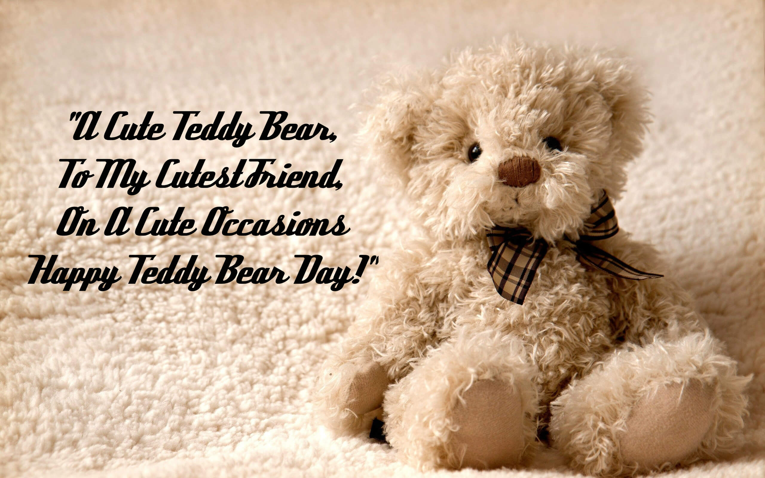 Latest Teddy Day Image