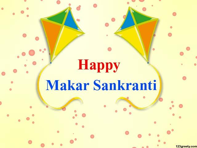 Makar Sankranti 2018 DP
