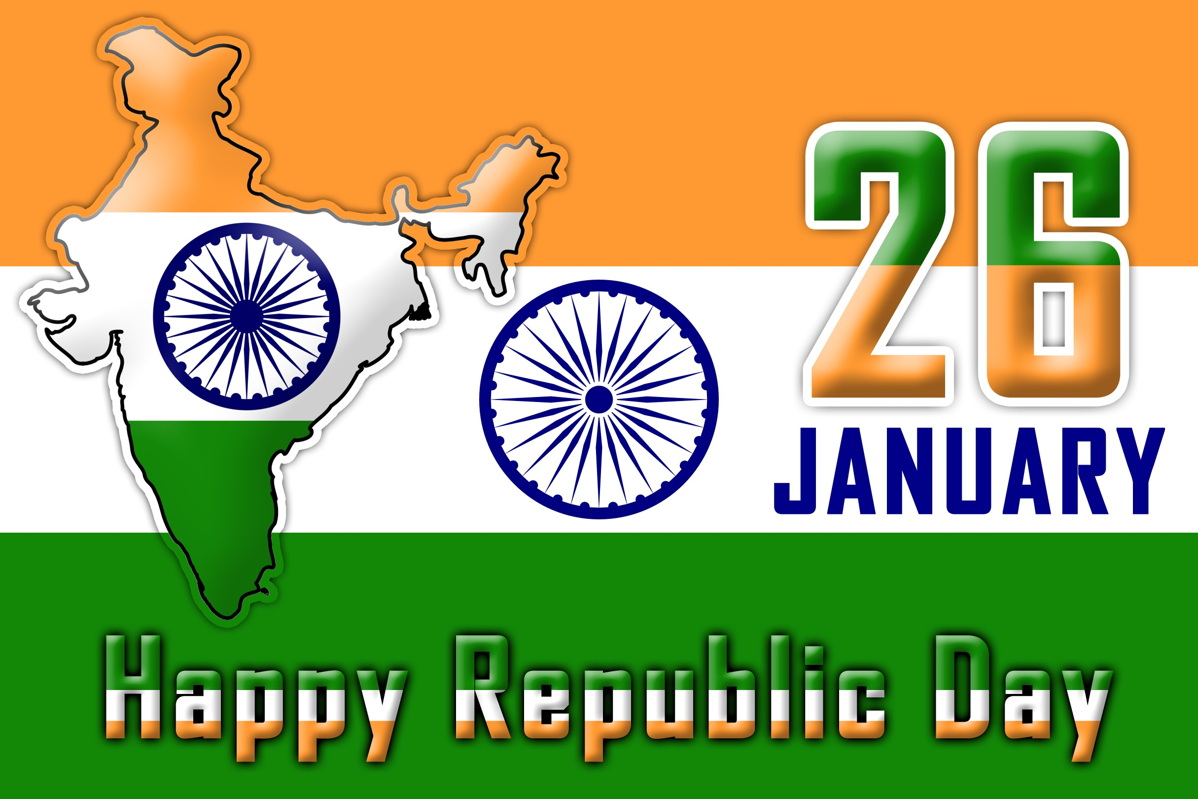 Republic Day | 26th January 2020 Photos