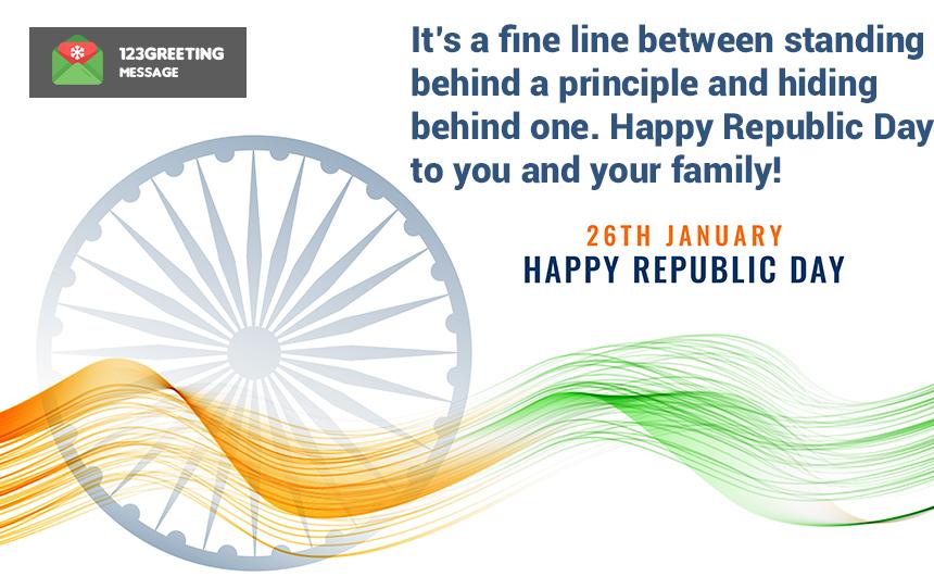 Republic Day Short Status for Whatsapp