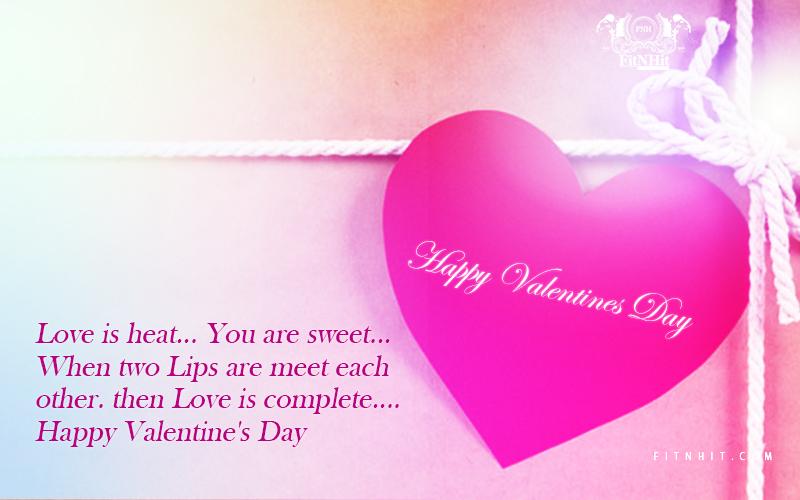 Romantic Valentine Day Whatsapp Status
