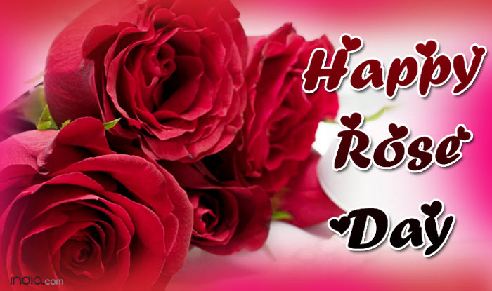 Rose Day 2018 Images