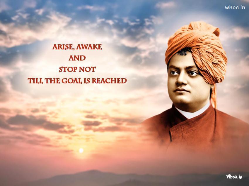Swami Vivekananda Jayanti Images
