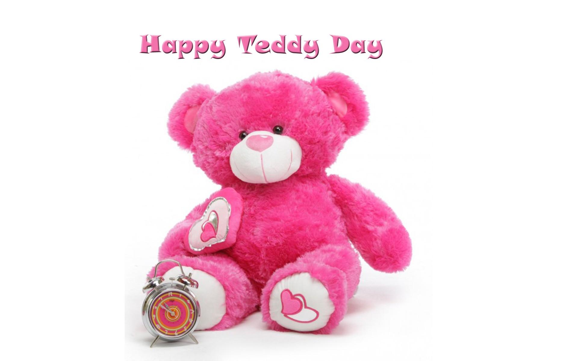 Teddy Bear Day Wallpaper