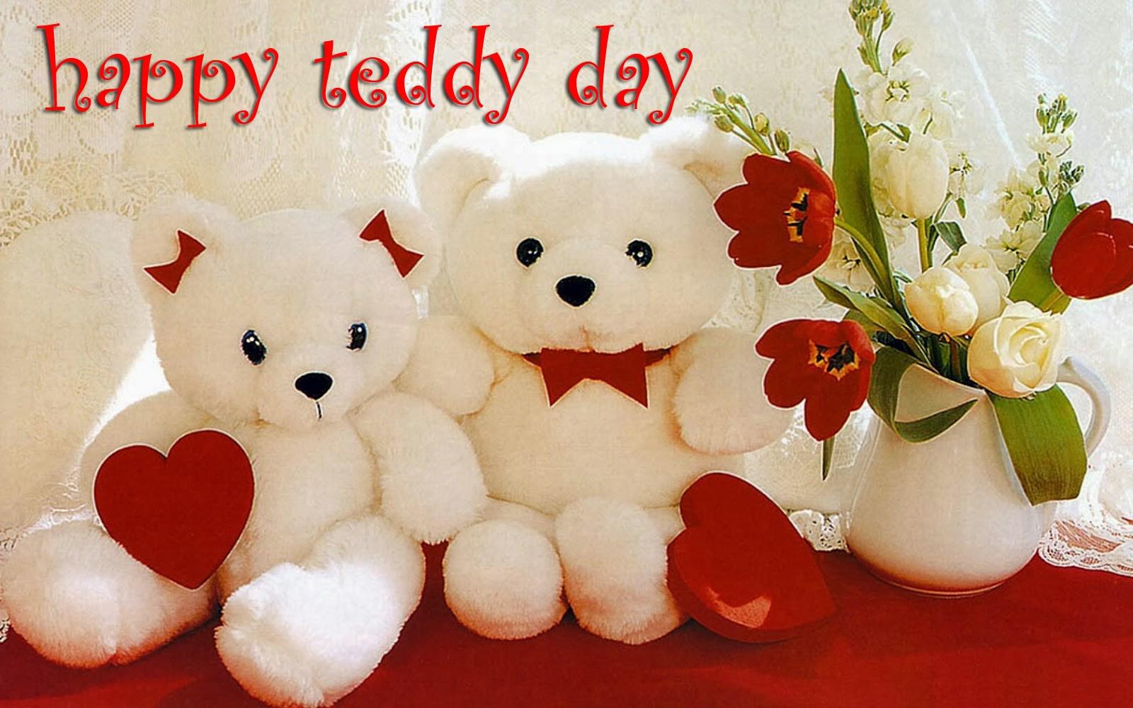 Teddy Day HD Image