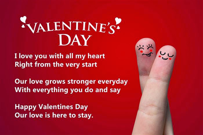 Valentines Day Status 2019 for Girlfriend & Wife