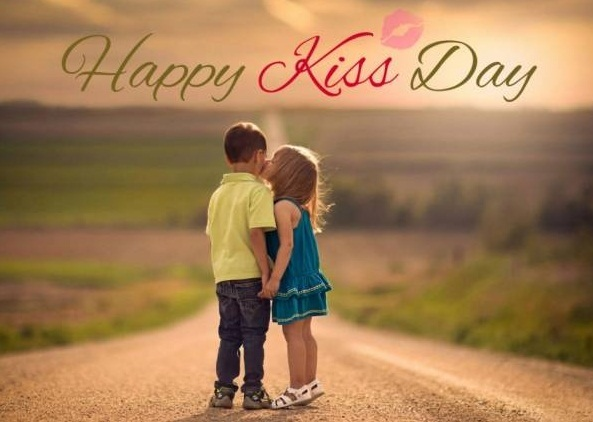 13th February - Kiss Day