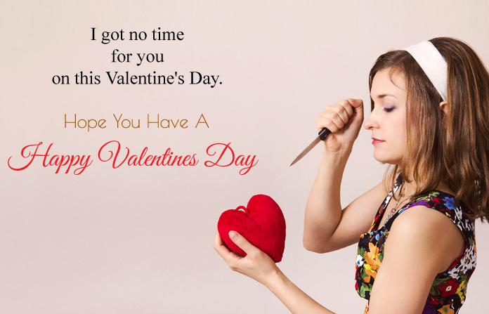 Anti Valentines Day Quotes