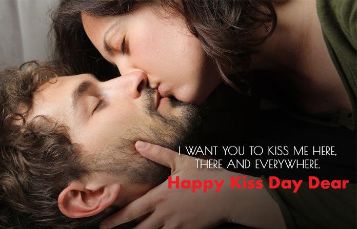 Happy Kiss Day 2018