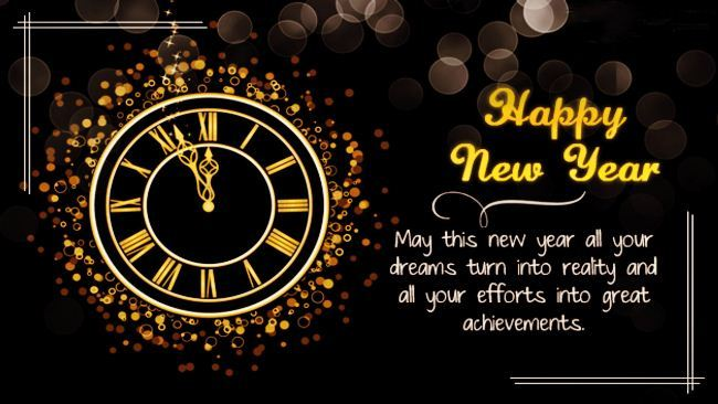 Happy New Year Images, GIF, HD Wallpapers, Pics & Photos for ...
