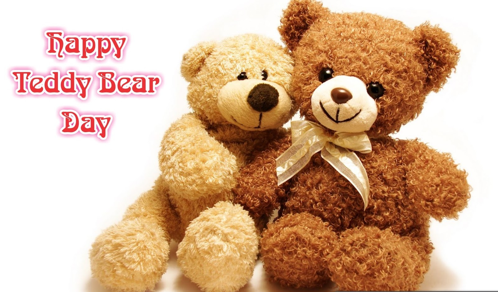 Happy Teddy Bear Day 2018 Shayari in Hindi & English font for lovers