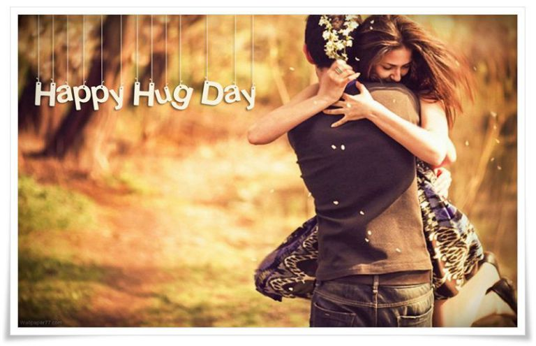 Hug Day 2019 Message & SMS