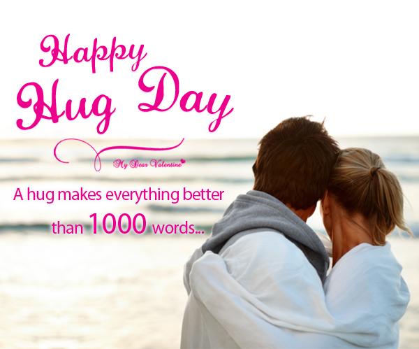 Hug Day 2019 Shayari for GF, BF, Wife, Husband, Crush & Fiance