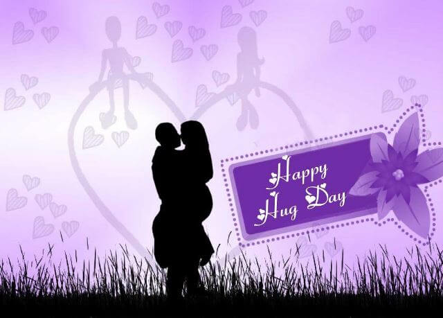 Hug Day DP for Whatsapp