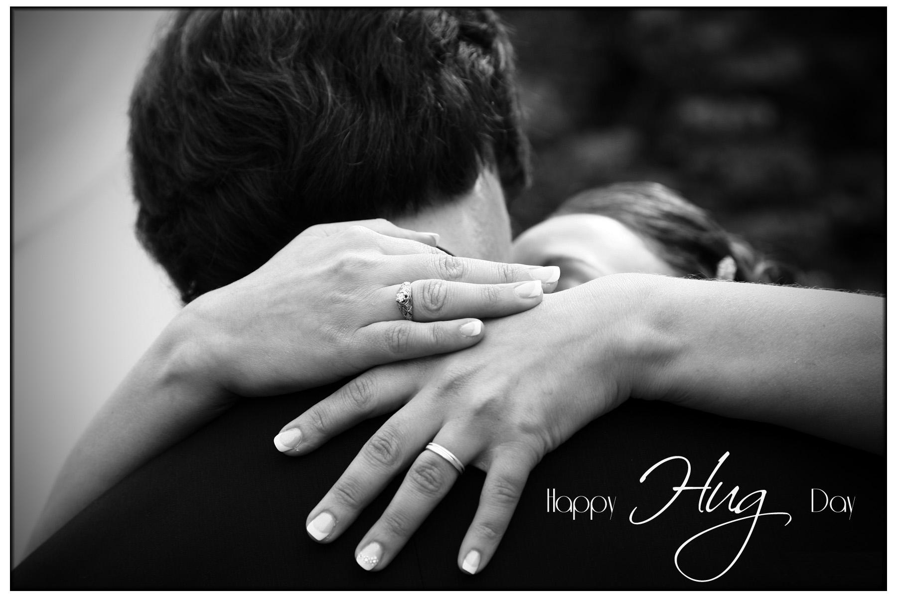 Hug Day Image for Girlfriend & Boyfriend