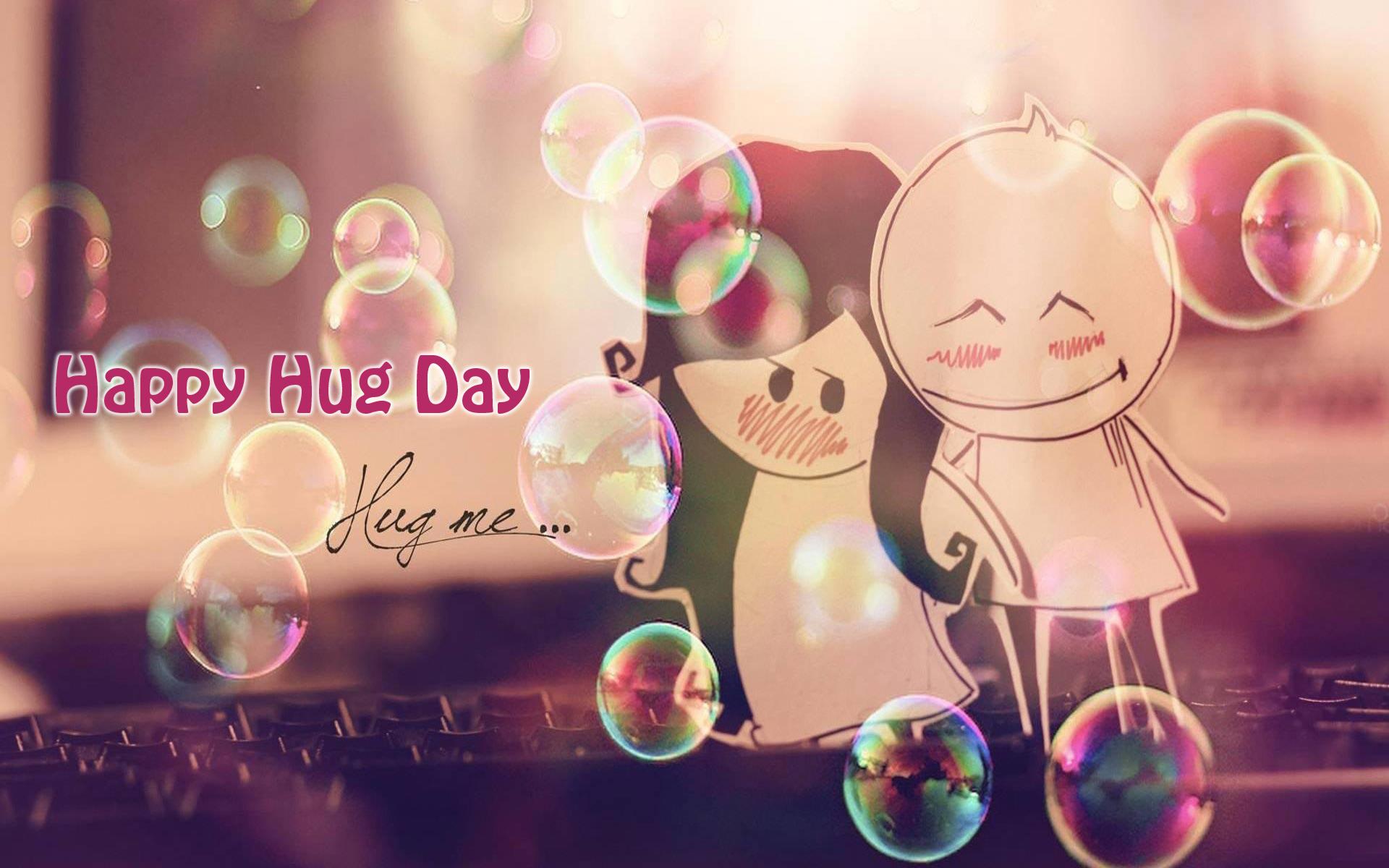Hug Day Image for Whatsapp