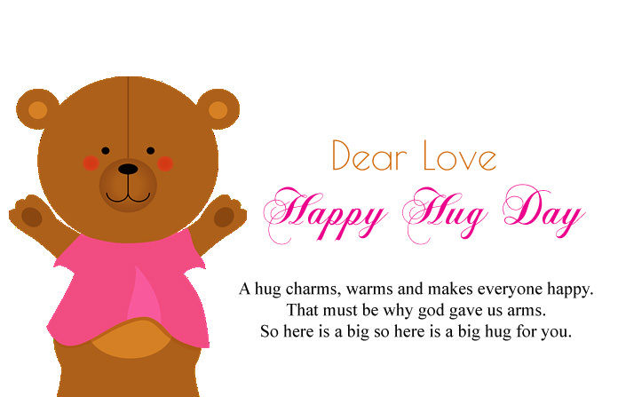 Hug Day My Love Picture HD