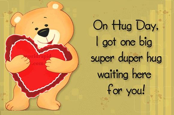 Hug Day Shayari with Love in Hindi & English