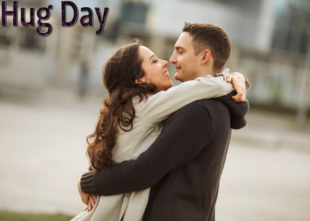 Hug Day Whatsapp DP