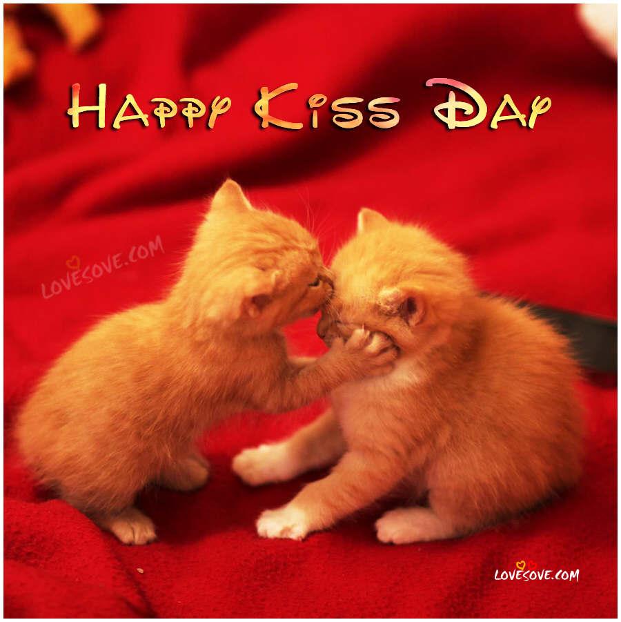 Kiss Day DP for Girlfriend & Boyfriend