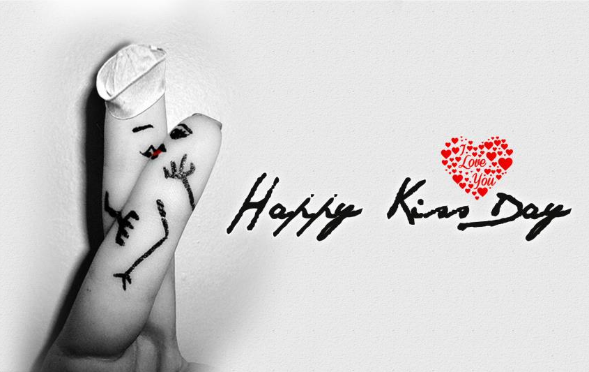 Kiss Day DP for Lovers