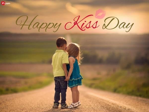 Kiss Day DP