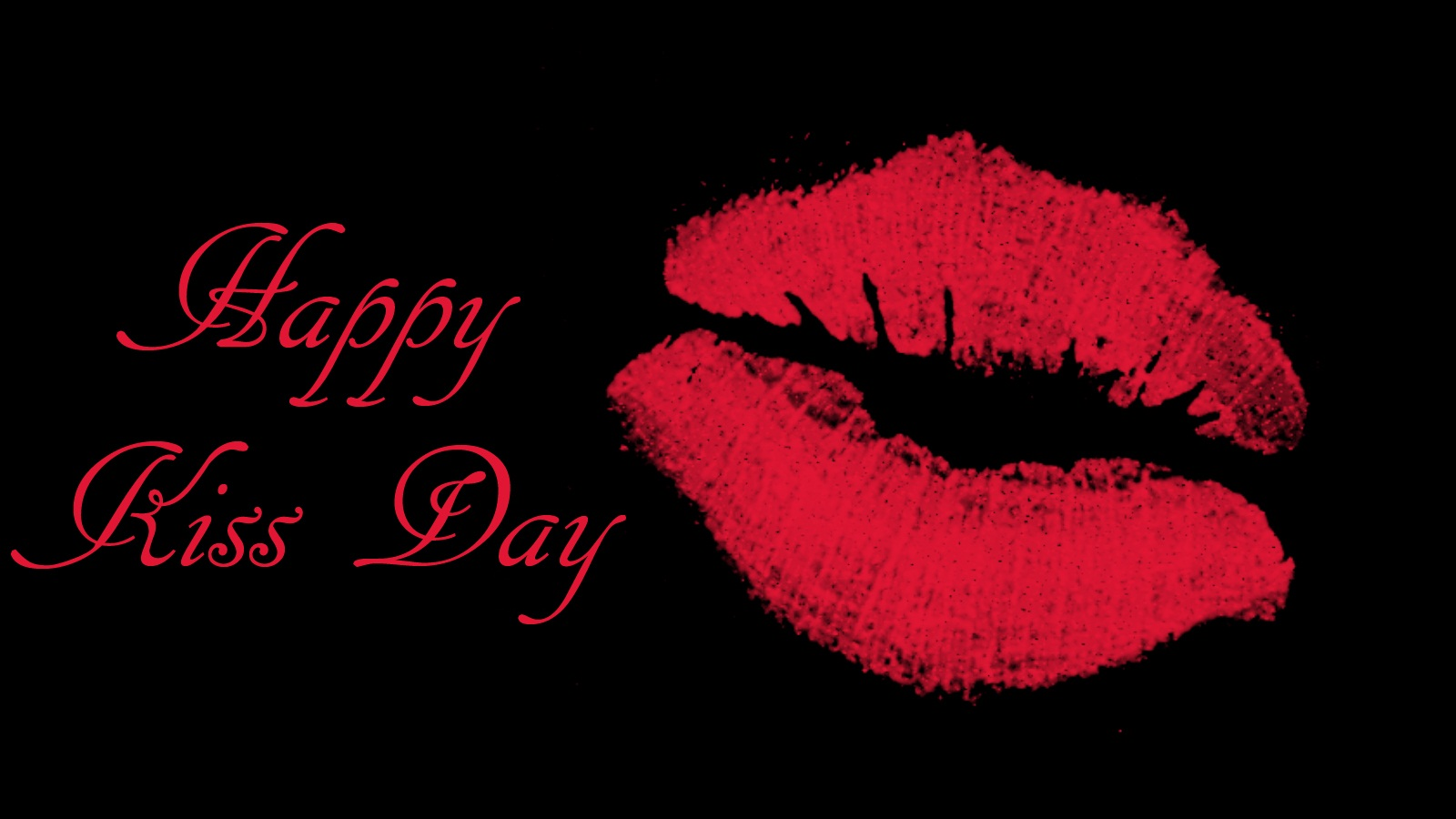 Kiss Day Hot Lips