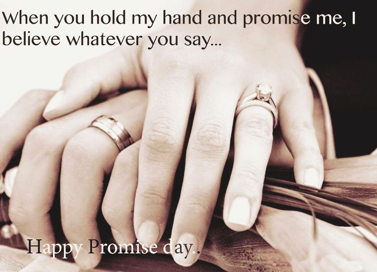 Promise Day 2019 Wishes for Girlfriend, Boyfriend, Wife, Husband, Crush, Fiance & Lovers