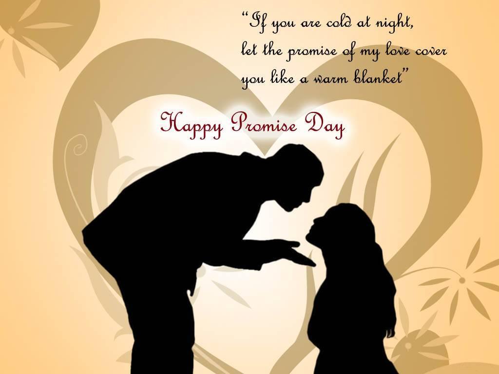 Promise Day DP for Girlfriend & Boyfriend