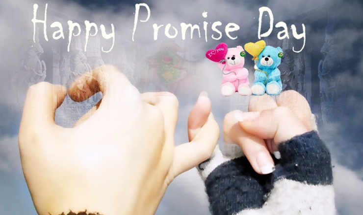 Promise Day Wishes, Messages, SMS, Quotes, Greetings, Cards, Gift Cards 2018