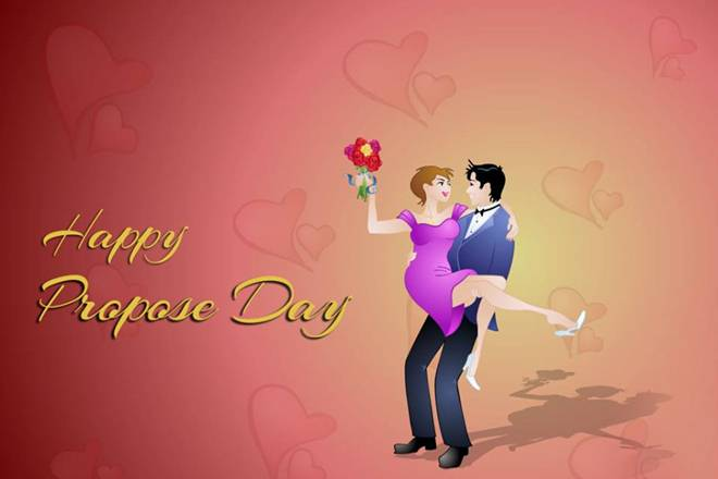 Propose Day Love Status for GF, BF & Crush