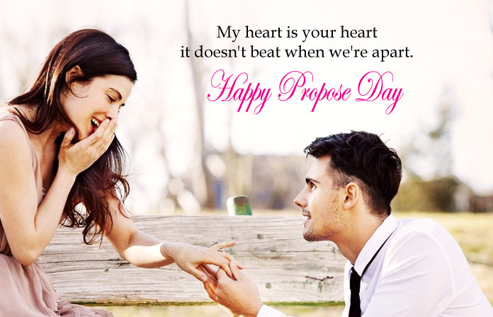 Propose Day Status for 8th Feb