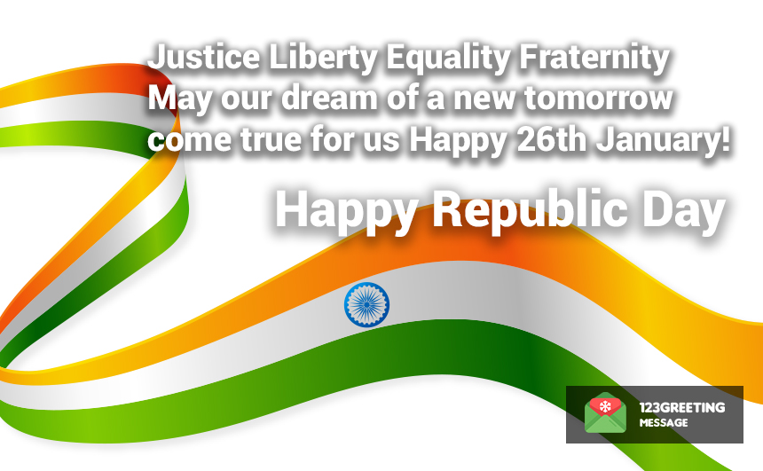 Republic Day Messages 2020