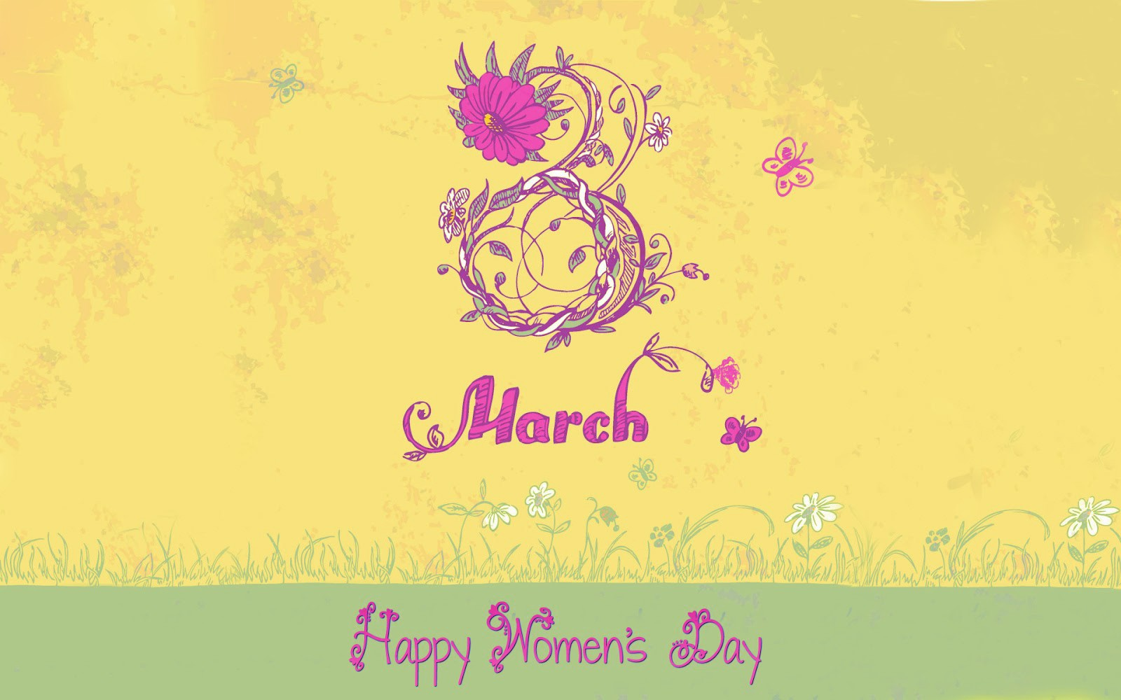 8th March - Women's Day