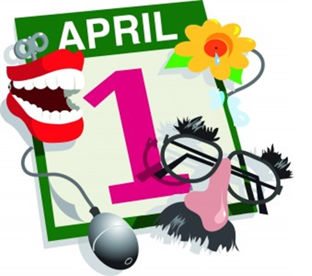 April Fool DP
