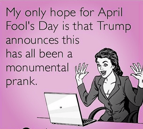 April Fool Day Funny Pranks