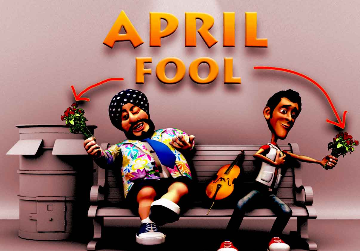 April Fool Images Gif 3d Wallpapers Hd Photos Funny Prank Pics