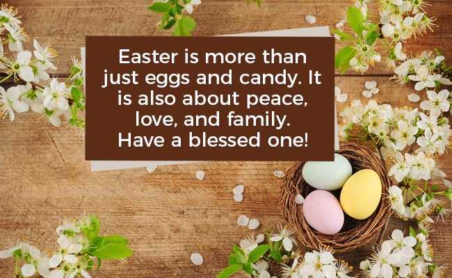 Easter status